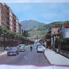 Postales: TARJETA POSTAL TOLOSA (GUIPÙZCOA) PASEO DE SAN FRANCISCO Nº 4 DOMINGUEZ AÑOS 60. Lote 47145499