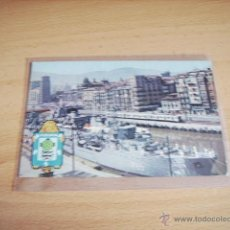 Postales: BILBAO -- MUELLE DEL ARENAL --. Lote 47310045