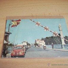 Postales: IRUN ( GUIPUZCOA ) FRONTERA ESPAÑOLA. Lote 47311488