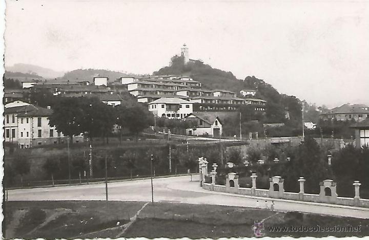 AZCOITIA - BARRIO DE SAN MARTÍN. VISTA PARCIAL - NO APARECE EDITOR (Postales - España - País Vasco Moderna (desde 1940))