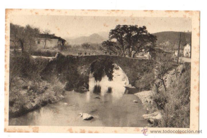 TARJETA POSTAL ARANZAZU. ARRATIA. Nº 16. FOTO LUX. AÑOS 30 (Postales - España - Pais Vasco Antigua (hasta 1939))