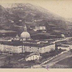 Postales: SANTUARIO DE LOYOLA, VISTA DEL SANTUARIO, EDITOR: HOTEL LOYOLA. Lote 47719367