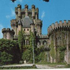 Postais: POSTAL-CASTILLO DE BUTRON DE GATICA-VIZCAYA. Lote 47737893