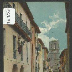 Postales: GUETARIA - CALLE MAYOR - FOT· GAR (27853). Lote 47741108