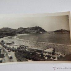 Postales: SAN SEBASTIÁN: BALNEARIO DE LA PERLA. Lote 47858296