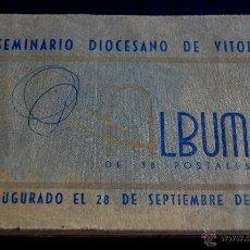 Postales: 38 POSTALES DEL SEMINARIO DIOCESANO DE VITORIA (ALAVA). 1943. POSTAL.. Lote 47998029