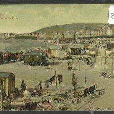 Cartes Postales: SAN SEBASTIAN - DONOSTIA - LA PLAYA - ED· DR.TRENKLER & CO (ZB-1025). Lote 48135202