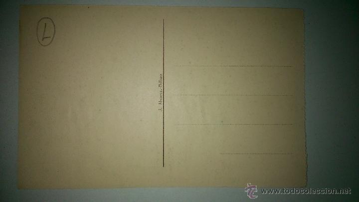 Postales: antigua postal de las termas de moliner, carranza (vizcaya). Una habitacion. - Foto 2 - 48305764