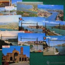 Postales: 10 POSTALES DE GUECHO, ALGORTA, LAS ARENAS, NEGURI. L87. Lote 48439592
