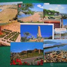 Postales: 8 POSTALES DE GUECHO, LAS ARENAS, ALGORTA, NEGURI. L90. Lote 48439789