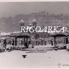 Postales: SAN SEBASTIÁN (GUIPUZCOA).- PARQUE ALDERDI-EDER- MARIN FOTOGRAFO AÑO 1944. Lote 48446534