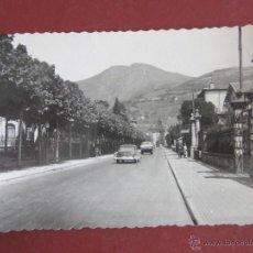 Postales: TOLOSA. GUIPUZCOA. Nº 7. PASEO DE SAN FRANCISCO. DANIEL ARBONÉS VILLACAMPA.. Lote 49357736