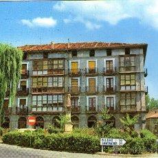 Postales: VALMASEDA - 1 PLAZA DE LOS FUEROS. Lote 49375038