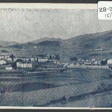 Postales: AZKOITIA - AZCOITIA - VISTA PARCIAL FABRICAS DE YUTE - TIP· MARTIARENA - (ZB-2350). Lote 49451052