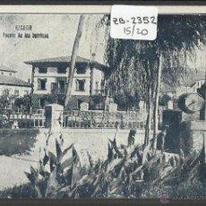 Postales: AZKOITIA - AZCOITIA - FUENTE DE LAS BORRICAS - TIP· MARTIARENA - (ZB-2352). Lote 49451073