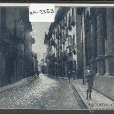 Postales: AZKOITIA - AZCOITIA - CALLE MAYOR - TIP· MARTIARENA - (ZB-2353). Lote 49451100