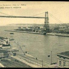 Postkarten - BILBAO: PUENTE VIZCAYA - 33 ED. LANDADURU HERMANAS, CRUZ II (BILBAO) - NUEVA, PERFECTA - 49586730