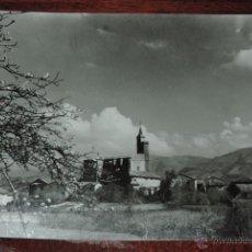 Postales: ANTIGUA FOTOGRAFIA DE ASTEASU (GUIPUZCOA) ES GRANDE MIDE 24 X 17,5 CMS.. Lote 49605909