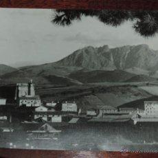 Postales: ANTIGUA FOTOGRAFIA DE LEZO (GUIPUZCOA) PEÑAS DE AYA, ES GRANDE MIDE 24 X 17,5 CMS.. Lote 49606046