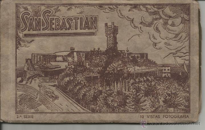 SAN SEBASTIAN-GUIPUZCOA (Postales - España - País Vasco Moderna (desde 1940))