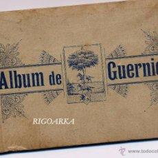 Postales: ALBUM DE GUERNICA (VIZCAYA)- COMPLETO . Lote 50045844