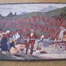 Cartes Postales: POSTAL Nº 17. ! ME CASO EN TU OPISIO, LADRÓN!. CASA LUX. BILBAO. JOSE ARRUE. POSTAL SIN CIRCULAR. Lote 50181353