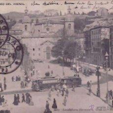 Postales: BILBAO (VIZCAYA), LANDABURU HERMANAS, Nº 1062 PASEO DEL ARENAL. Lote 50221288