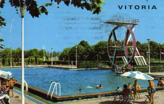 Vitoria n 24 piscina ol mpica del estadio s d comprar for Camping en pais vasco con piscina