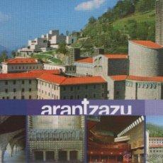 Postales: POSTAL-SANTUARIO DE ARANTZAZU. Lote 50584339