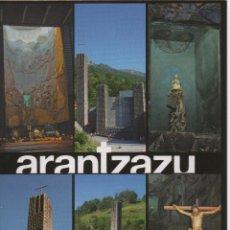 Postales: POSTAL-SANTUARIO DE ARANTZAZU. Lote 50584357