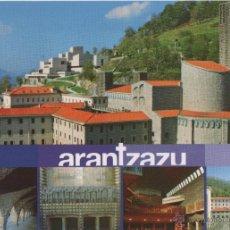 Postales: POSTAL-SANTUARIO DE ARANTZAZU. Lote 50584408