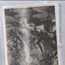 Postales: TARJETA POSTAL DE SANTUARIO DE ARANZAZU, GUIPUZCOA - VISTA GENERAL.. Lote 51038523