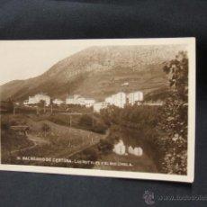 Postales: POSTAL - BALNEARIO DE CESTONA - LOS HOTELES Y EL RIO UROLA - . Lote 51041241