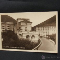 Postales: POSTAL - BALNEARIO DE CESTONA - LOS HOTELES - . Lote 51041256