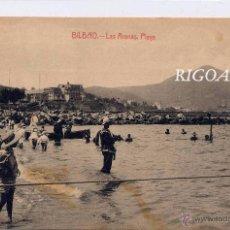 Postkarten - BILBAO.-LAS ARENAS.-PLAYA - 51137416