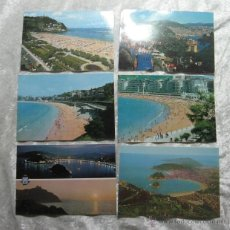 Postales: LOTE 12 POSTALES SAN SEBASTIAN - GUIPUZCOA - AÑO 82. Lote 51172193