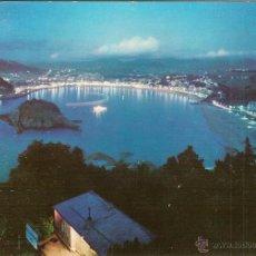 Postales: SAN SEBASTIÁN (GUIPÚZCOA), VISTA GENERAL - BEASCOA Nº 1304 - CIRCULADA. Lote 51351178