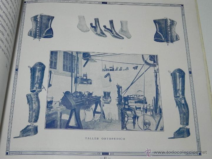Postales: CATALOGO DE LA CLINICA SAN IGNACIO, SAN SEBASTIAN, GUIPUZCOA, XXV ANIVERSARIO 1906 - 1931, TIENE 45 - Foto 2 - 51351225