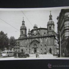 Postales: POSTAL VIZCAYA. BILBAO. IGLESIA DE SAN NICOLÁS.. Lote 51453054
