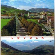 Postales: GUIPUZCOA - SAN IGNACIO DE LOYOLA - CARPETA CON 10 POSTALES. Lote 51453437
