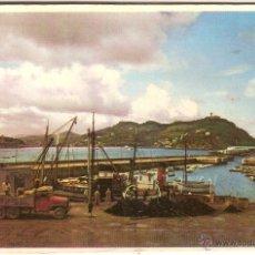 Postais: SAN SEBASTIAN, EL PUERTO - POSTALES P. ESPERON Nº 30 - CIRCULADA 1957. Lote 51648260