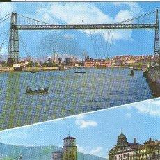 Postales: BILBAO - 48 VISTAS DE LA RÍA. Lote 51772054