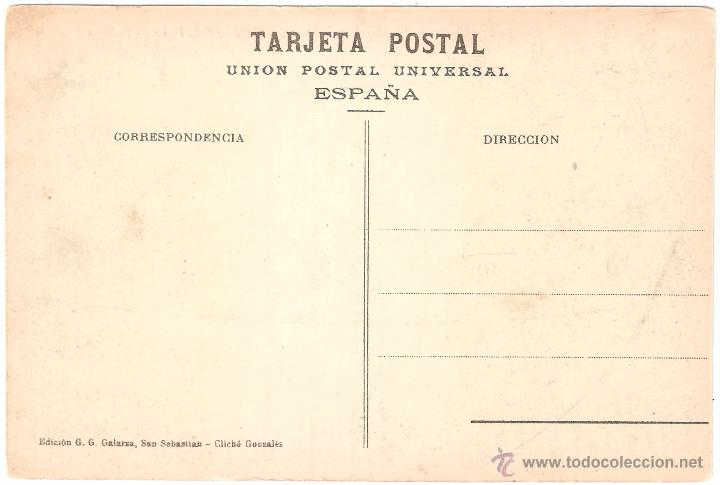 Postales: San Sebastian Calle de Hernani - Foto 2 - 6729394