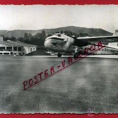 Postales: POSTAL FUENTERRABIA , AEROPUERTO ,ORIGINAL , P82488. Lote 52821153