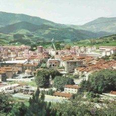 Postales: POSTAL, GUIPÚZCOA, LOYOLA, VISTA GENERAL, AL FONDO SANTUARIO , SIN CIRCULAR. Lote 53326898
