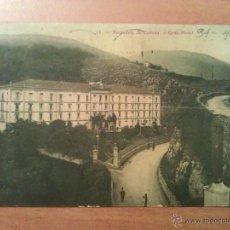 Postales: CESTONA : BALNEARIO Y GRAN HOTEL. Lote 53362799
