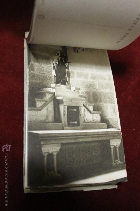 Postales: 20 POSTALES SANTA CASA DE LOYOLA AZPEITIA, GUIPUZCOA, EDICION JOSE IRAZU, HOTEL LOYOLA - Foto 2 - 53716255