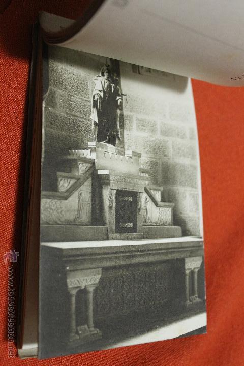 Postales: 20 POSTALES SANTA CASA DE LOYOLA AZPEITIA, GUIPUZCOA, EDICION JOSE IRAZU, HOTEL LOYOLA - Foto 6 - 53716255