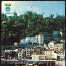 Postales: SAN SEBASTIAN - 16 - MUELLE DE PESCADORES. Lote 53784578