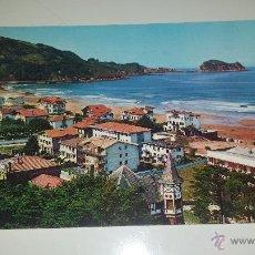 Postales: PLAYA Y RATON DE GUETARIA 1975. Lote 53841391